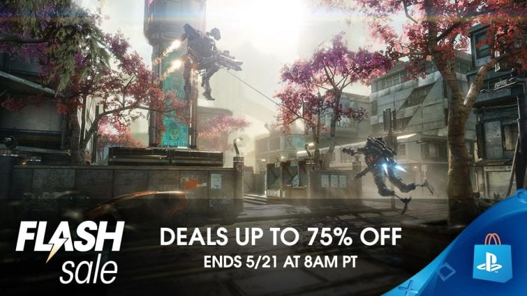 May 2018 PlayStation Store Flash Sale