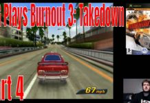 Burnout 3 Gameplay