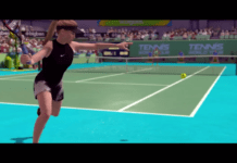 Tennis World Tour Launch trailer
