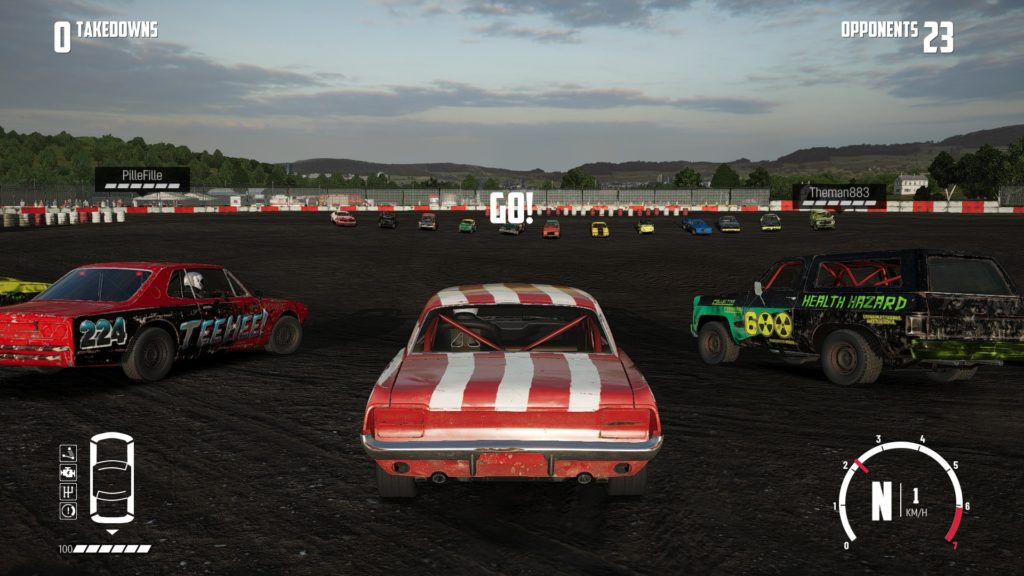 Wreckfest Review wreckfest review - 20180614233812 1 1024x576 - Wreckfest Review