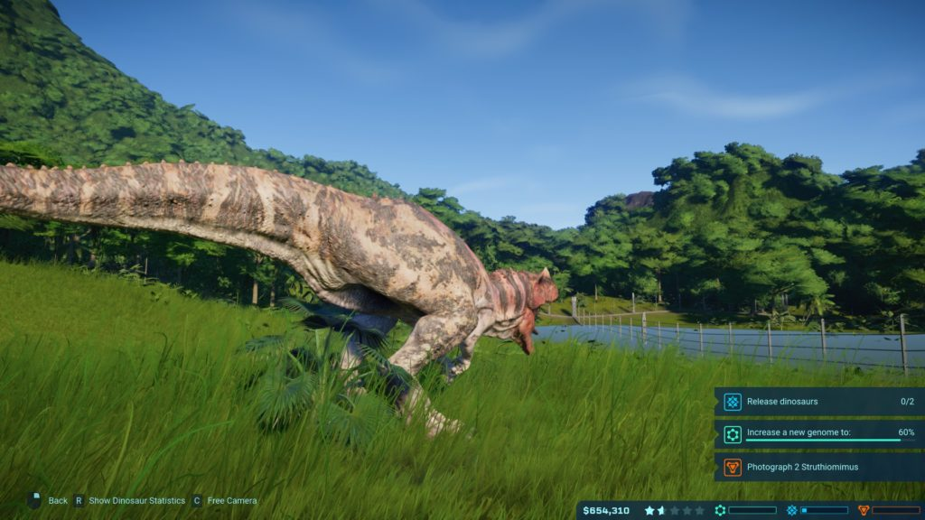 Jurassic World Evolution Review jurassic world evolution review - 20180619023443 1 1024x576 - Jurassic World Evolution Review