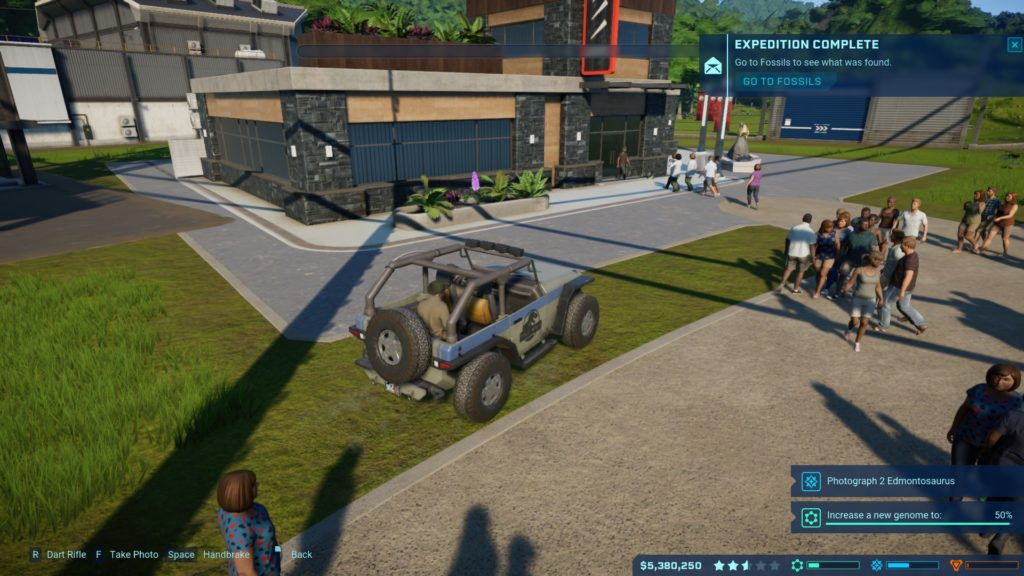 Jurassic World Evolution Review jurassic world evolution review - 20180619144803 1 1024x576 - Jurassic World Evolution Review
