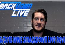 6/26/2018 WWE SmackDown Live Review