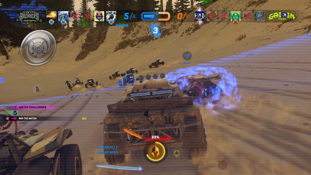 ONRUSH Review onrush review - ONRUSH    20180607142148 1024x576 - Onrush Review