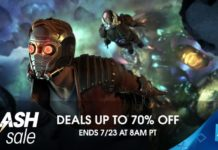 July 2018 PlayStation Flash Sale
