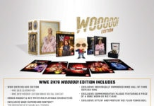 WWE 2K19 Collector's Edition Contents