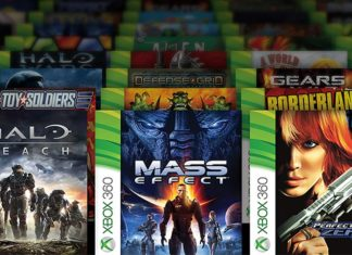 Xbox One Backward Compatibility
