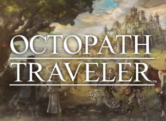 Octopath Traveler Title