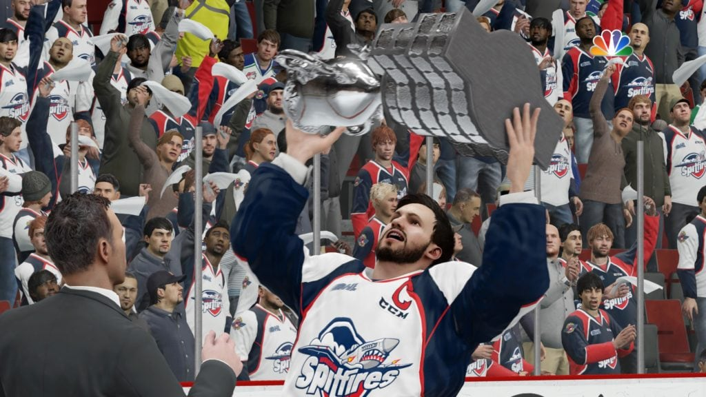 NHL 19 Review nhl 19 review - NHL   19 20180915232047 1024x576 - NHL 19 Review