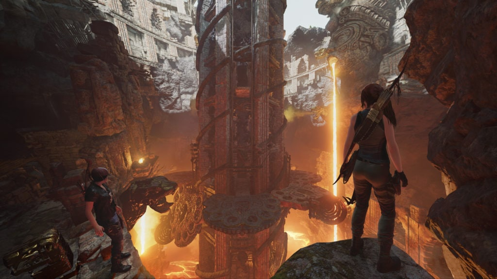 "Shadow of the Tomb Raider The Forge square enix announces ""the forge"" as first dlc for shadow of the tomb raider - SotTR TheForge 2018 10 05 scr01 1024x576 - Square Enix Announces ""The Forge"" as First DLC for Shadow of the Tomb Raider"