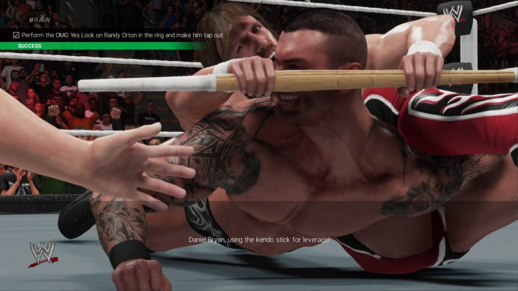 WWE 2K19 Review wwe 2k19 review - WWE 2K19 20181009154211 1024x576 - WWE 2K19 Review