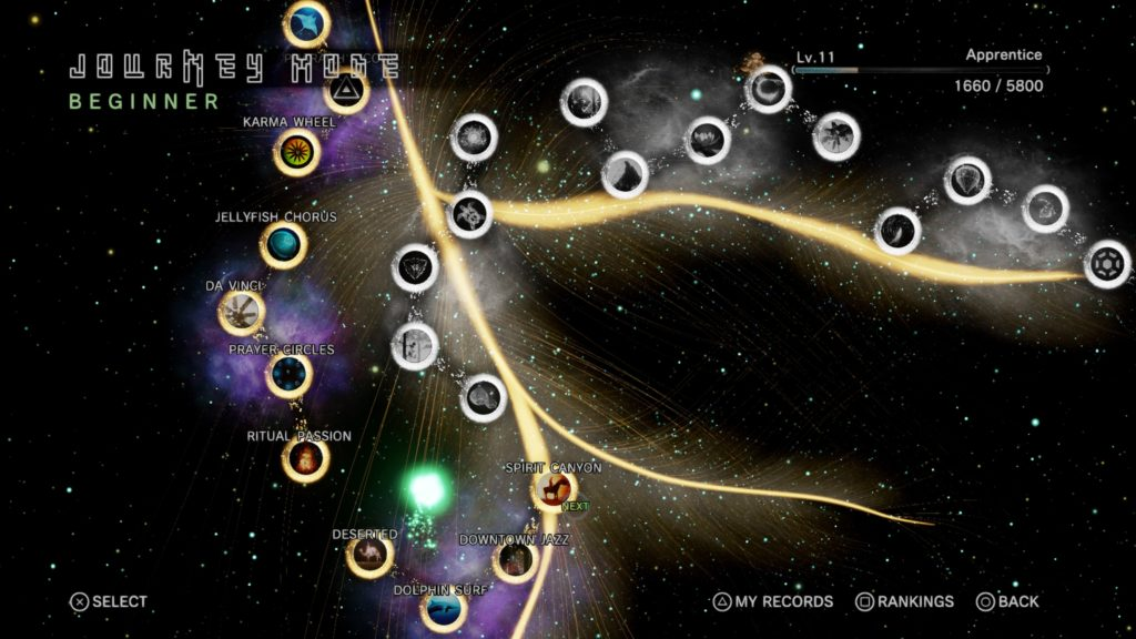Tetris Effect Journey Mode tetris - Tetris   Effect 20181110131734 1024x576 - Tetris Effect Review