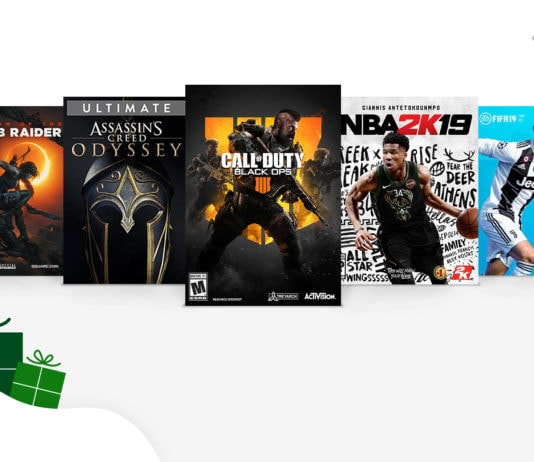Xbox Black Friday Sale 2018