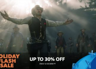 Holiday 2018 PlayStation Store Flash Sale