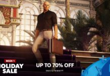 PlayStation Store Holiday Sale Week 1