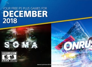 December PlayStation Plus