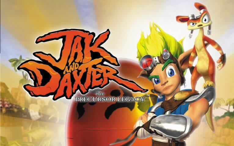 Image result for jak and daxter the precursor legacy