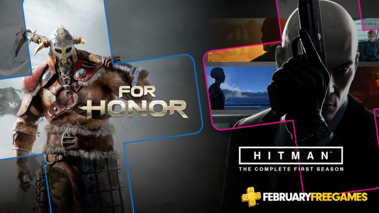 February 2019 PlayStation Plus Free Games