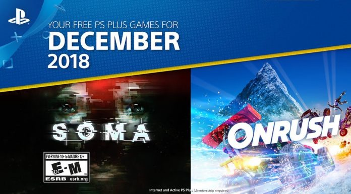 January 2019 PlayStation Plus Free Games Revealed