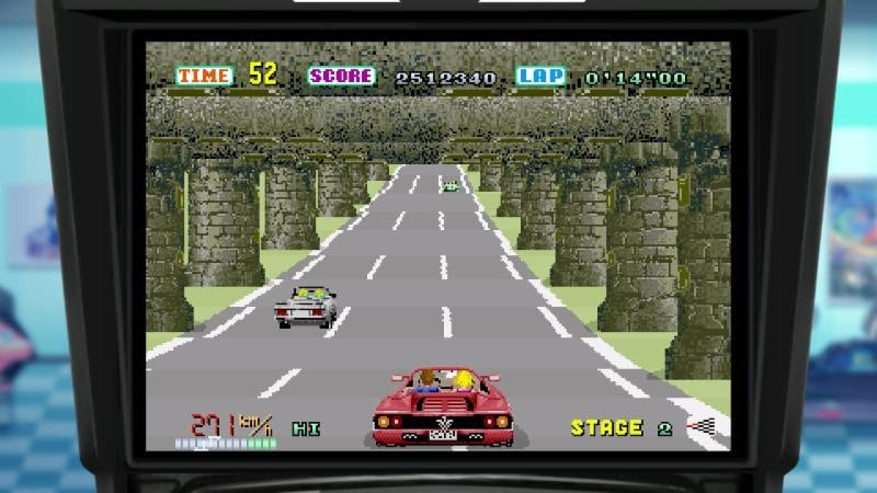 Out Run SEGA AGES sega ages takes to the streets in out run for nintendo switch - unnamed 1 - SEGA AGES Takes to the Streets in Out Run for Nintendo Switch