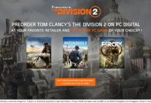 Tom Clancy's The Division 2 Pre-Order PC