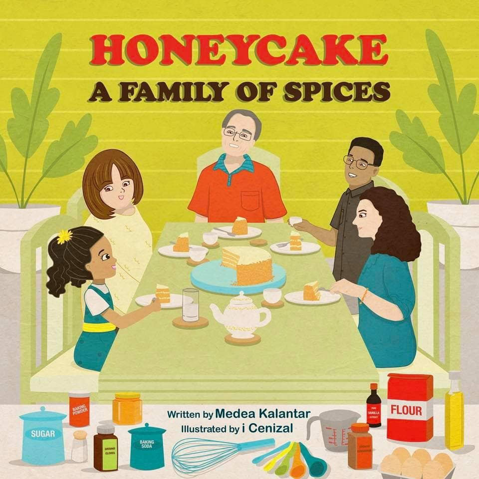 Honeycake A Family of Spices