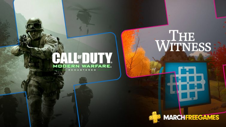March 2019 PlayStation Plus Free Games
