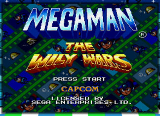 Mega Man The Wily Wars