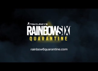 Rainbow Six Quarantine