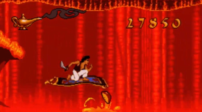Disney's Aladdin Part 7