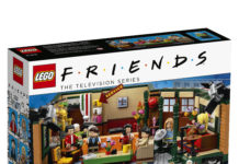 Friends LEGO Central Perk