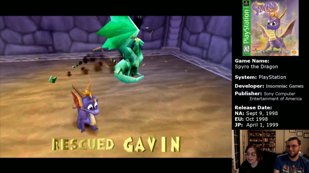 Spyro The Dragon Part #3