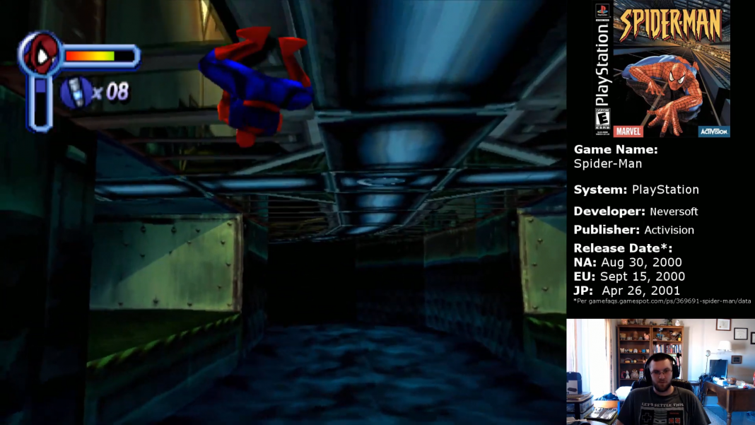 Spider-Man PS1 Part 9