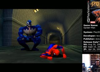 Spider-Man Sewers