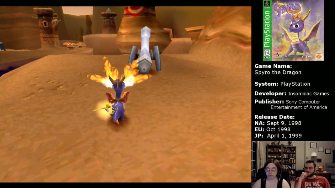 Spyro Peace Keepers