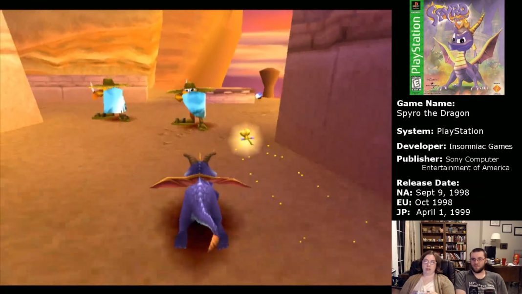 Spyro The Dragon Cliff Town