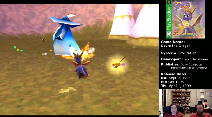 Spyro Part 12