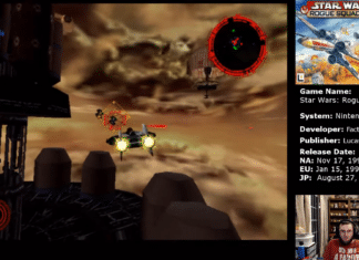 Star Wars Rogue Squadron Battle for Taloraan