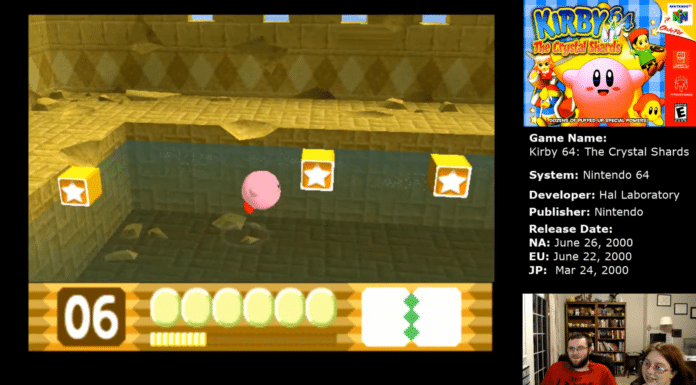 Kirby 64 Rock Star Stage 2