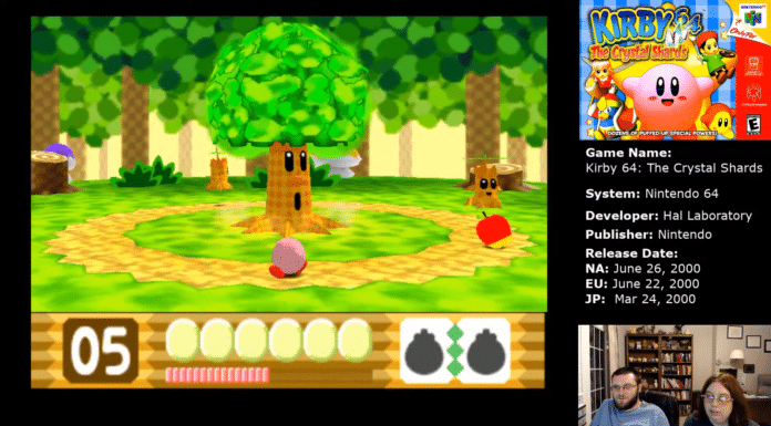 Kirby 64 Whispy Woods