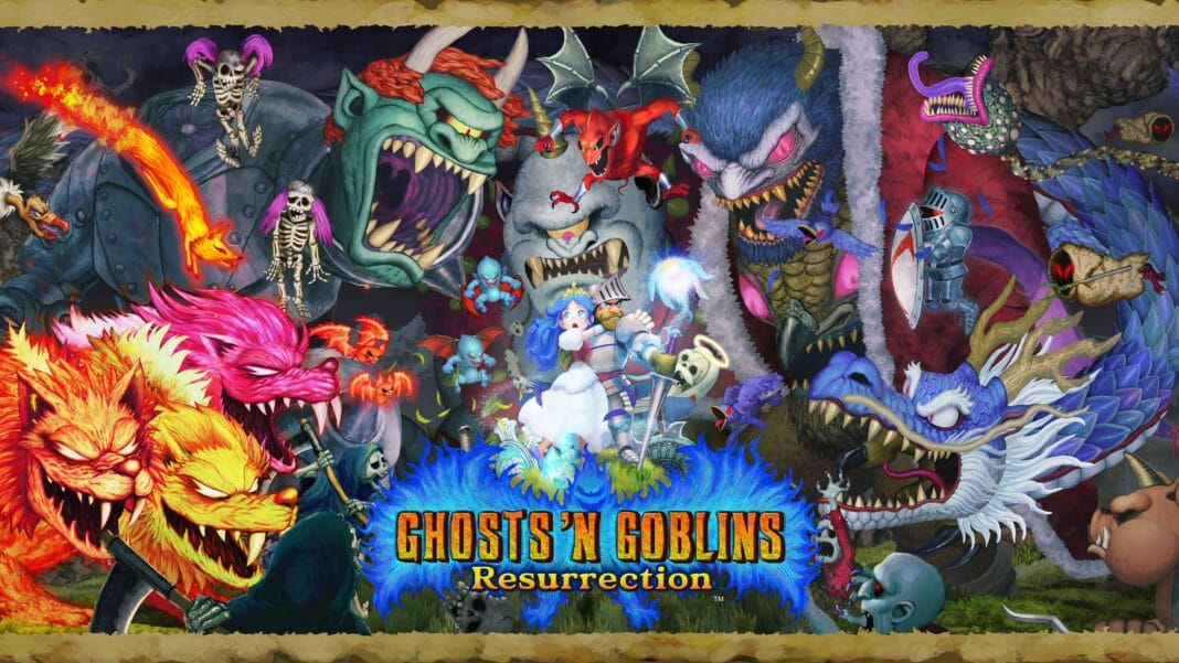 Ghosts N' Goblins Resurrected