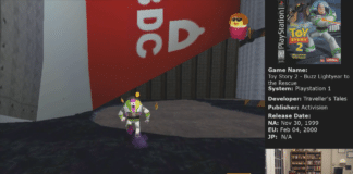 Toy Story 2 Airport Infiltration